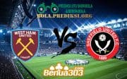 Prediksi Skor West Ham United FC Vs Sheffield United 26 Oktober 2019