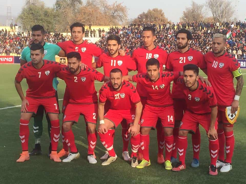 afghanistan national football team