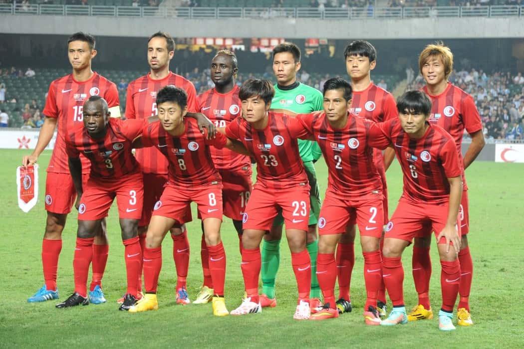hongkong national team