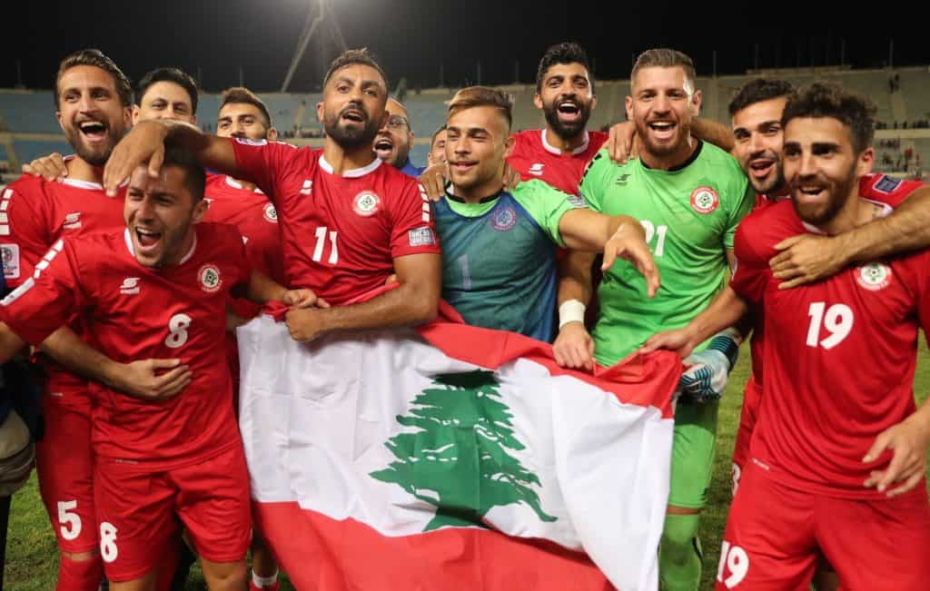 lebanon national team football