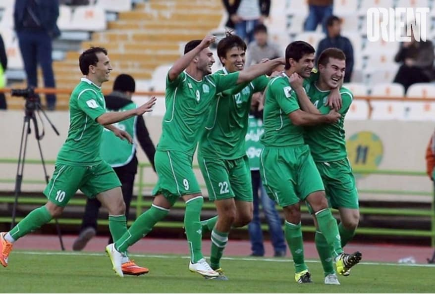 turkmenistan national team football