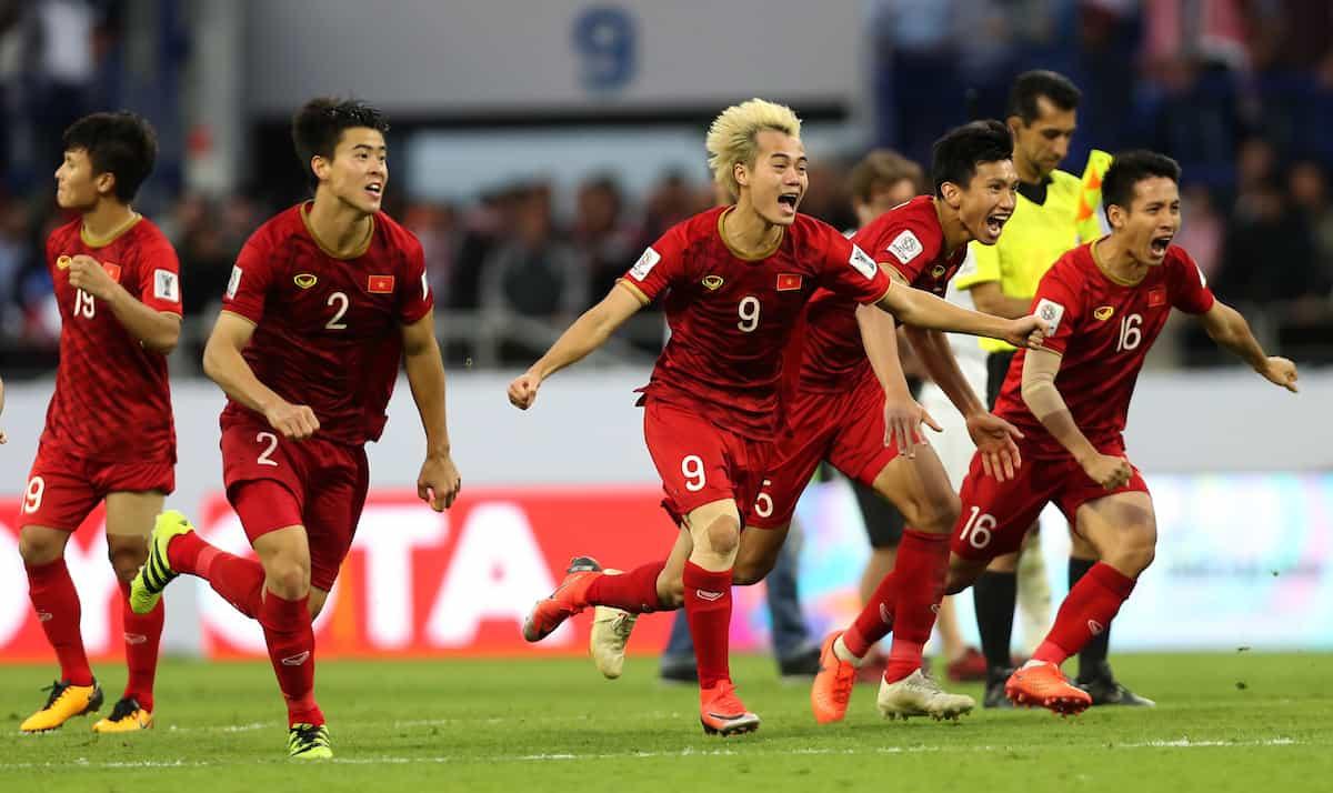 vietnam team