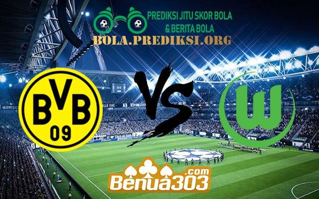 Prediksi Skor Borussia Dortmund Vs Wolfsburg 2 November 2019
