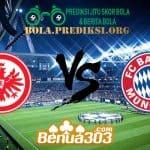 Prediksi Skor Eintracht Frankfurt Vs Bayern Munich 2 November 2019