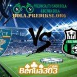 Prediksi Skor Lecce Vs Sassuolo 3 November 2019