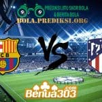 Prediksi Skor Barcelona Vs Atletico Madrid 10 Januari 2019