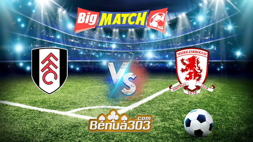 Prediksi Skor Fulham Vs Middlesbrough 18 Januari 2020