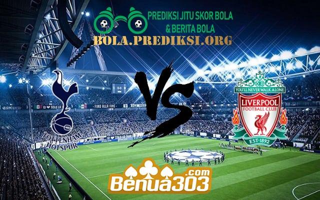 Prediksi Skor Tottenham Hotspur Vs Liverpool 12 Januari 2020